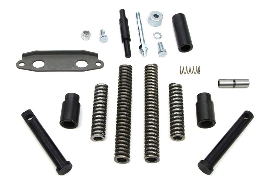 Black Finish Seat Plunger Kit