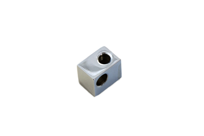 Bates Headlamp Mounting Block Chrome