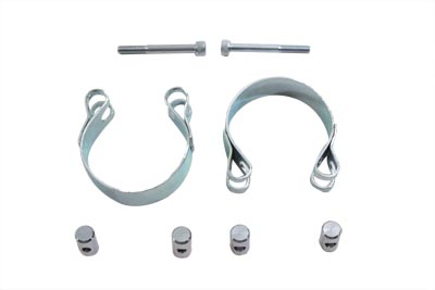 *UPDATE Replica Zinc Header Clamp Set