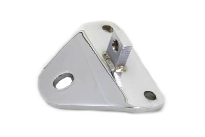 Chrome Front Engine Mount Bracket