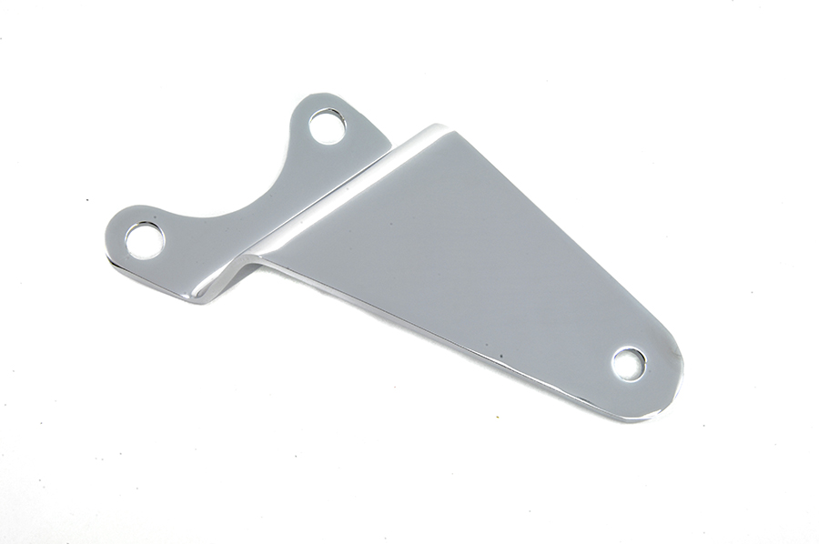 Chrome Battery Tray Carrier Bracket