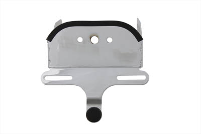 Chrome Tail Lamp Bracket