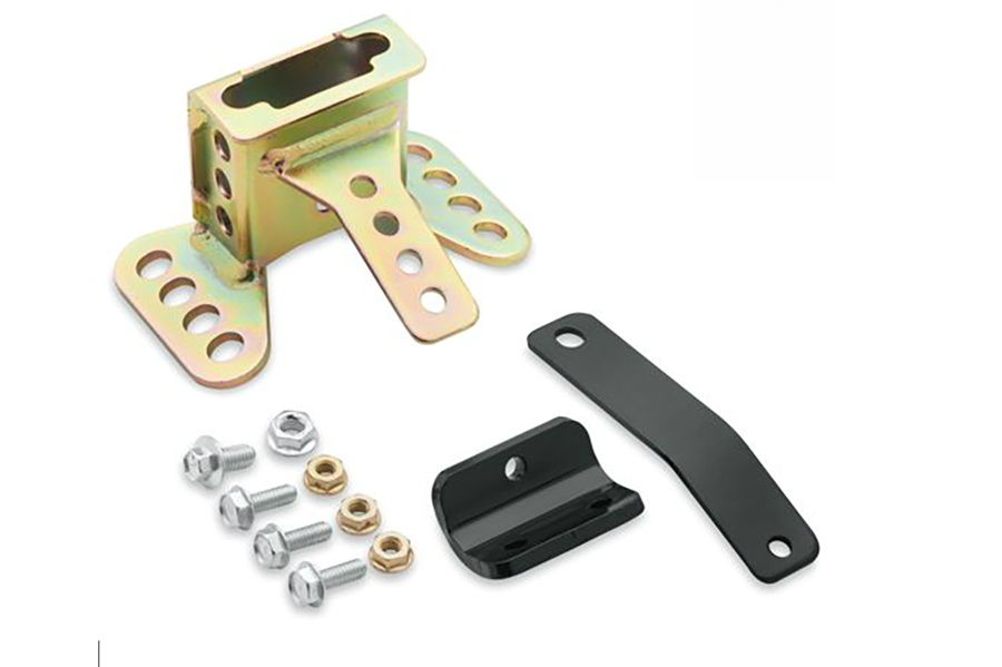 Driver Backrest Mounting Kit
