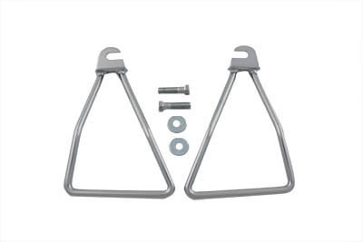 *UPDATE Chrome Saddlebag Support Set
