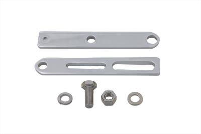 Chrome Air Cleaner Support Bracket