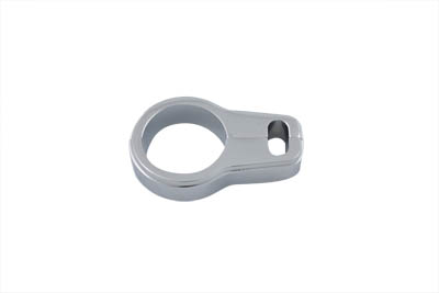 Throttle Cable Clamp Chrome