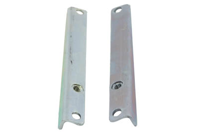 Windshield Mounting Bracket Set Zinc