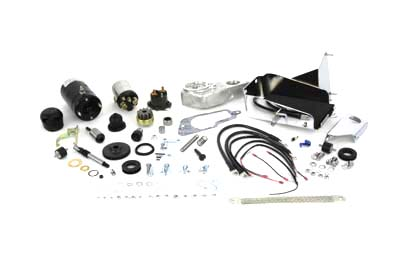 Hitachi Black Electric Starter Kit