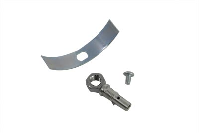 Distributor Adjuster Plate with Screw Zinc