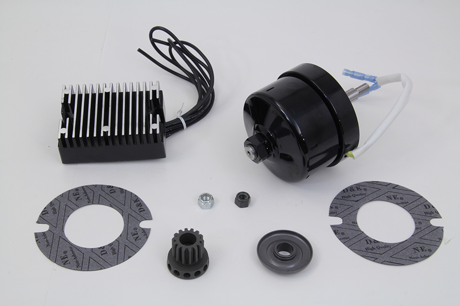 12 Volt Alternator Kit
