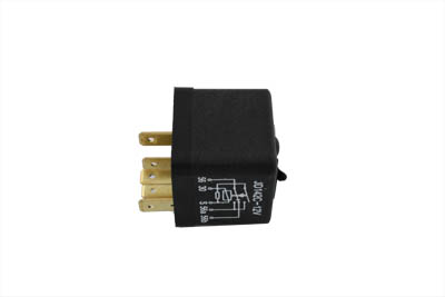 Hi-Low Beam Switch Relay