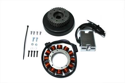 Alternator 22 Amp Charging System Kit