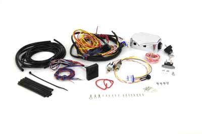*UPDATE Wire Plus Chopper Wiring Harness Kit