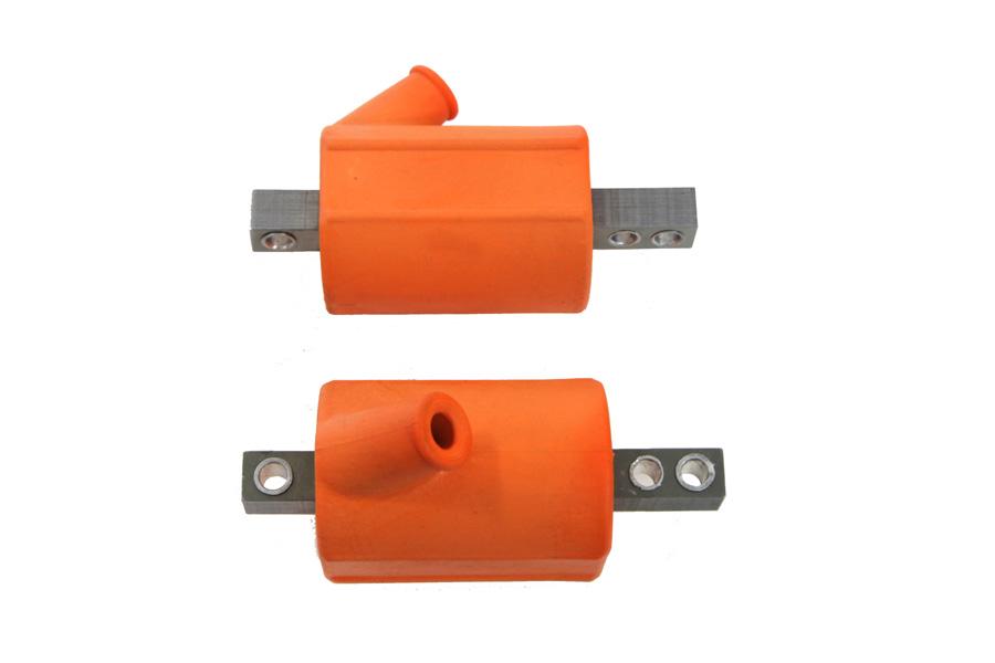 Volt Tech Single Fire Coil Set Angled V-Twin 32-0484
