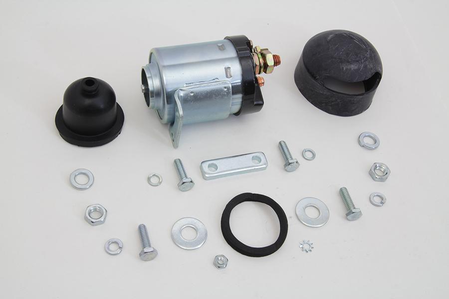 Zinc Starter Solenoid Kit