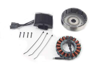 Alternator Charging System Kit 50 Amp