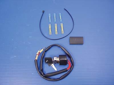 XL Flat Key Ignition Switch