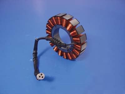 Alternator Stator Unmolded 50 Amp 3 Phase