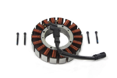 Alternator Stator Unmolded 50 Amp 3 Phase with Plug