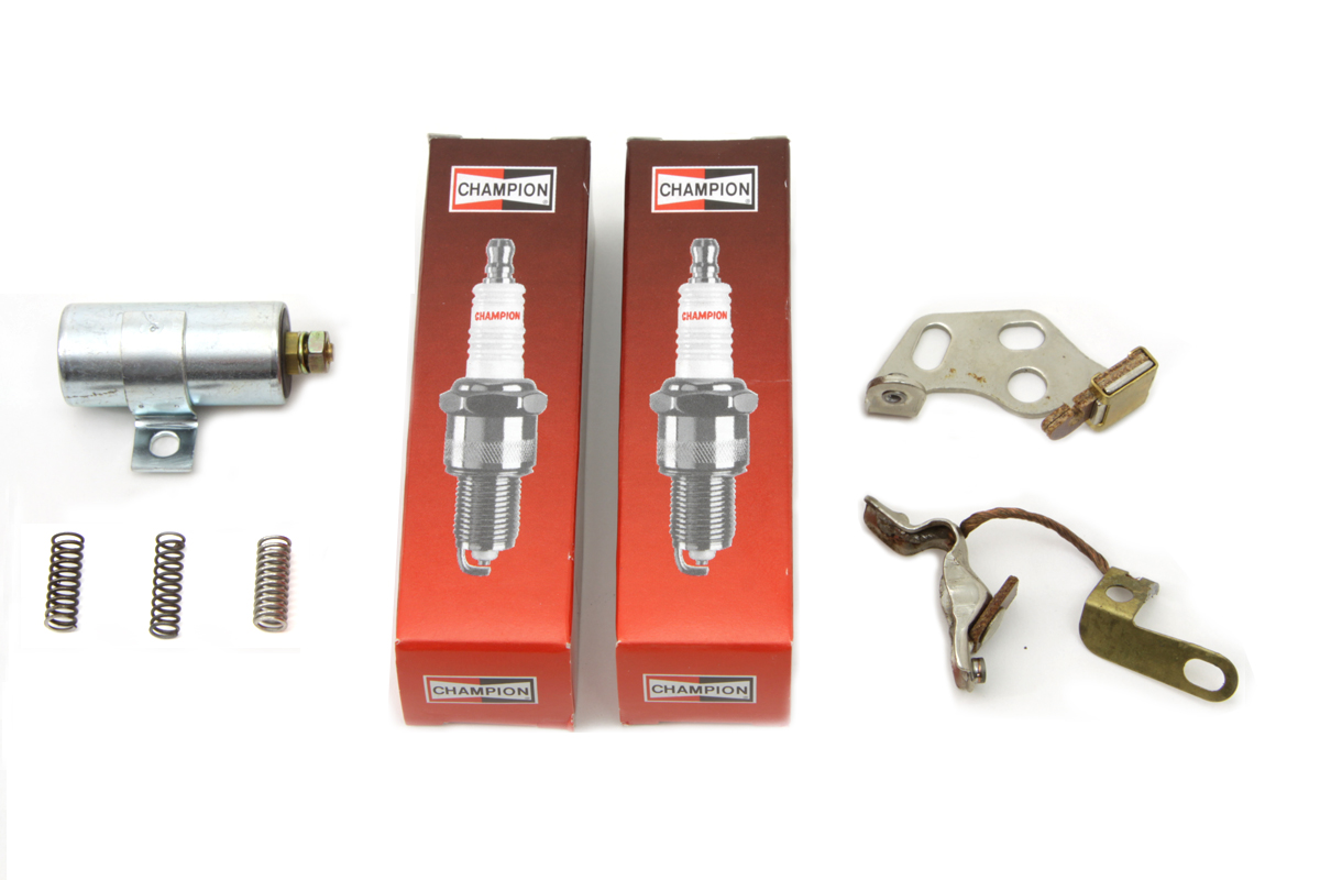 Ignition Tune Up Kit with Champion Spark Plugs