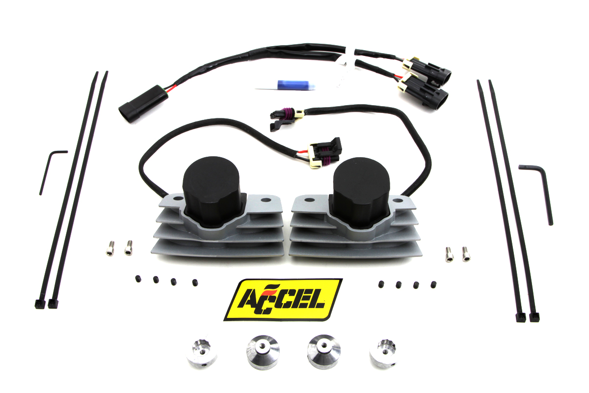 Accel Natural Stealth Super Coil Set