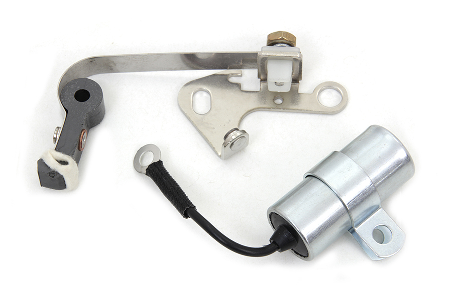 Magneto Ignition Points and Condenser Kit