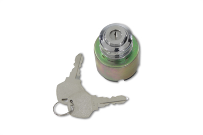 Universal 3 Position Ignition Key Switch