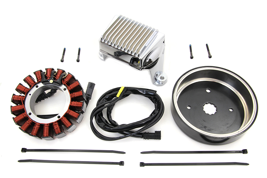 Alternator Charging System Kit 50 Amp