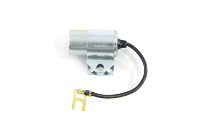 Ignition Condenser and Bracket
