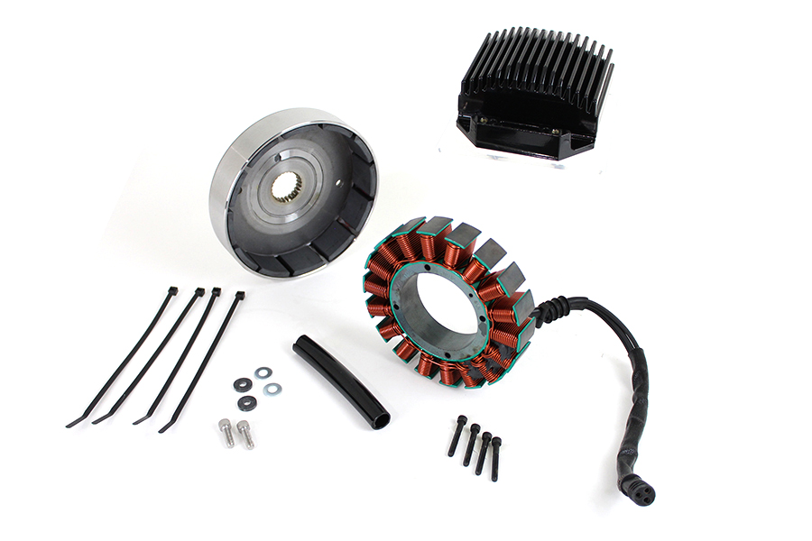 50 Amp Alternator Upgrade Kit