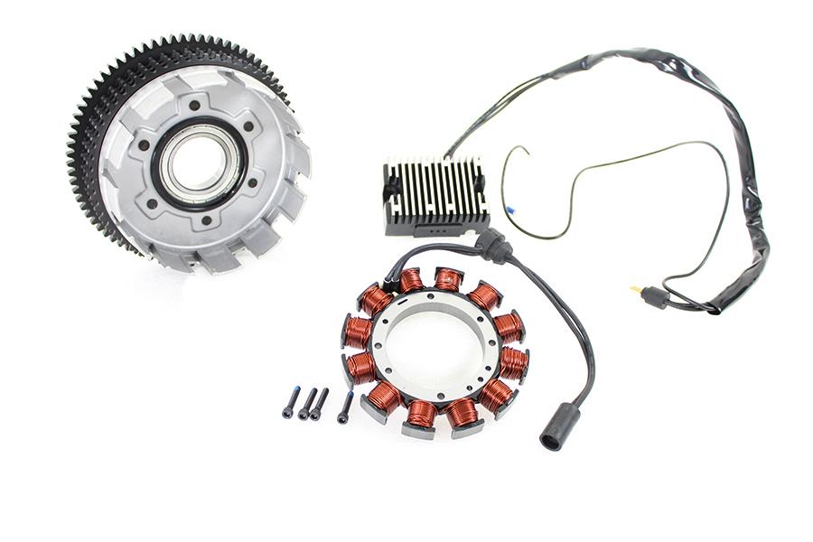 Alternator 19 Amp Charging System Kit