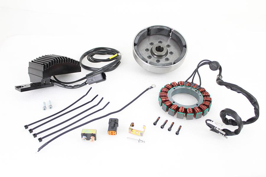 Sportster Three Phase Alternator Kit