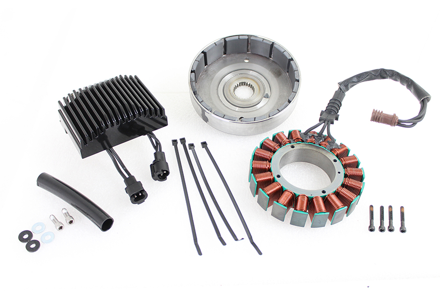 FLT 54 Amp Three Phase Alternator Kit
