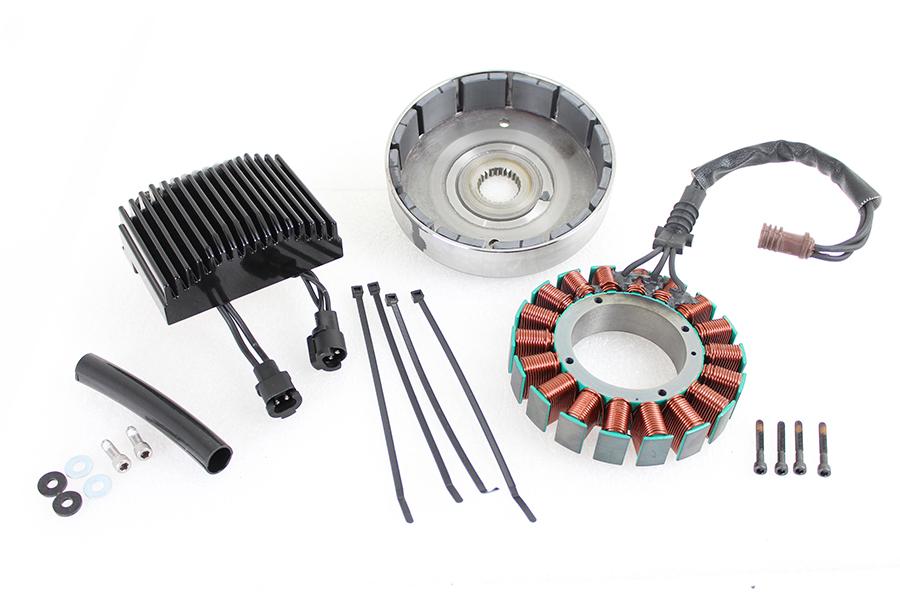 FLT 54 Amp Three Phase Alternator Kit