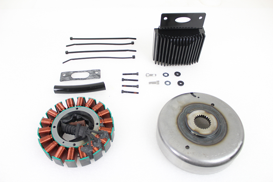 FLT 56 Amp Three Phase Alternator Kit