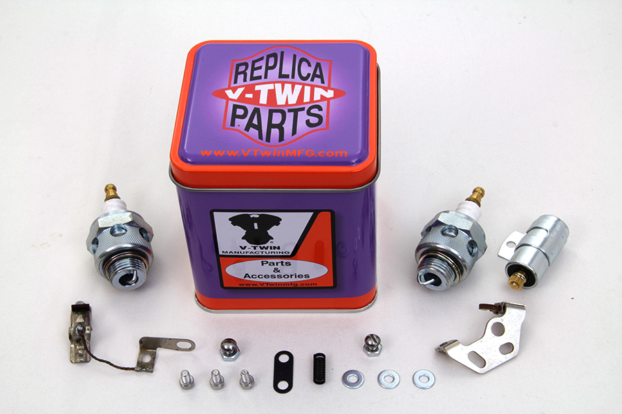 Ignition Tune Up Kit with Beck Spark Plug Set