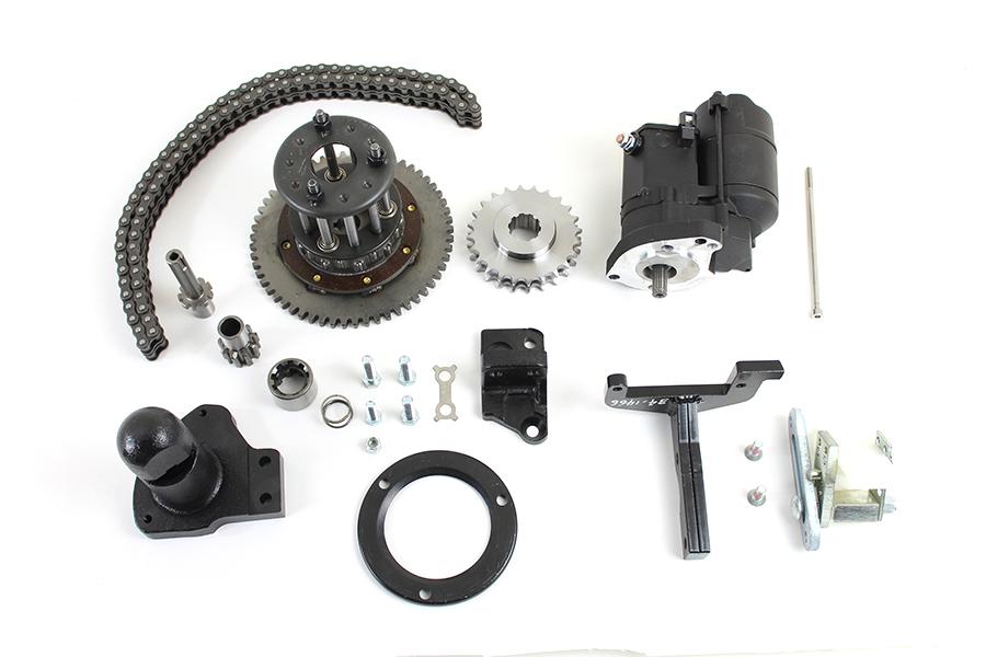 York Electric Starter Kit