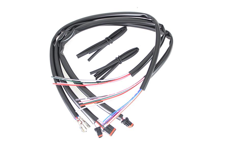 Handlebar Wiring Harness Kit Extended