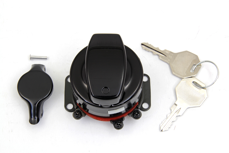 Heavy Duty Electronic Ignition Switch Gloss Black