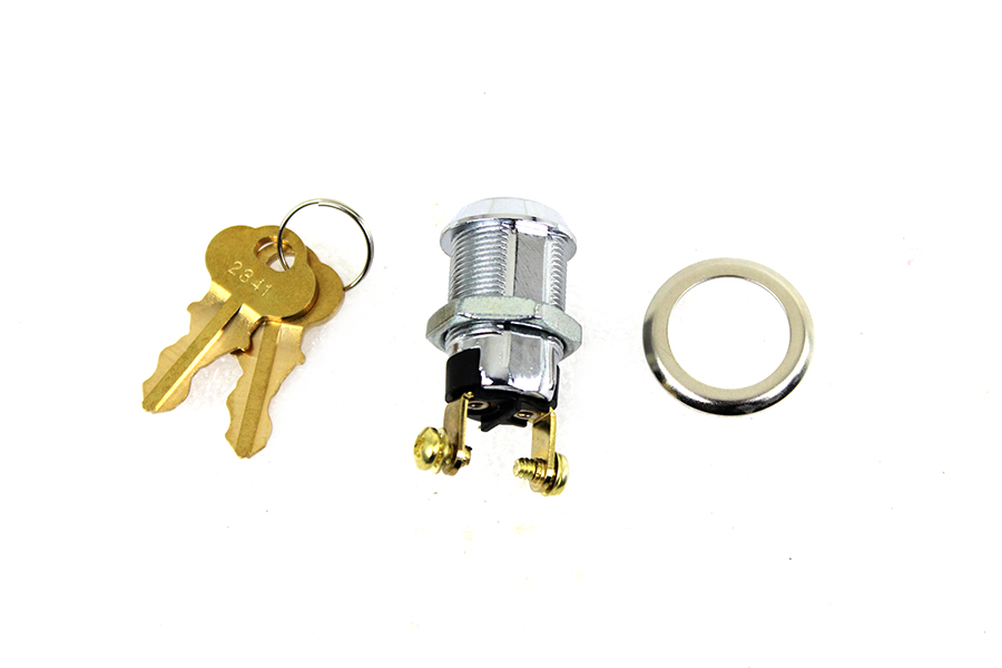 2 Position Mini Key Ignition Switch