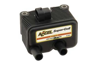 Accel Super Coil Black