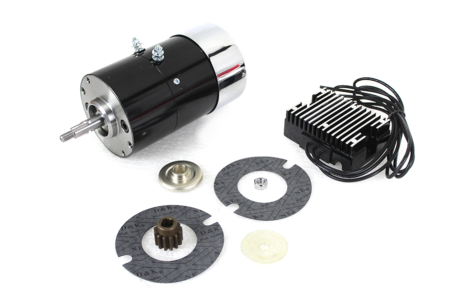 32E 12 Volt Panhead Alternator Kit
