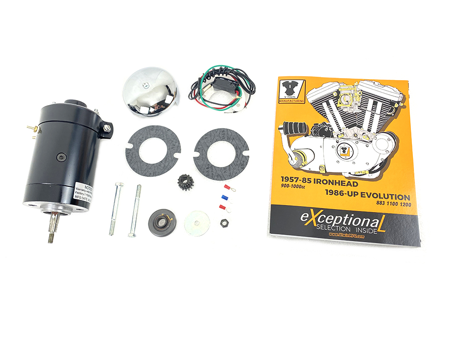 XL 12 Volt Black Generator Kit