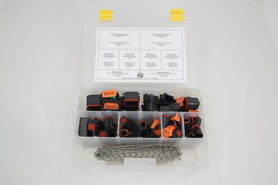 Black Deutsch Wiring Shop Kit