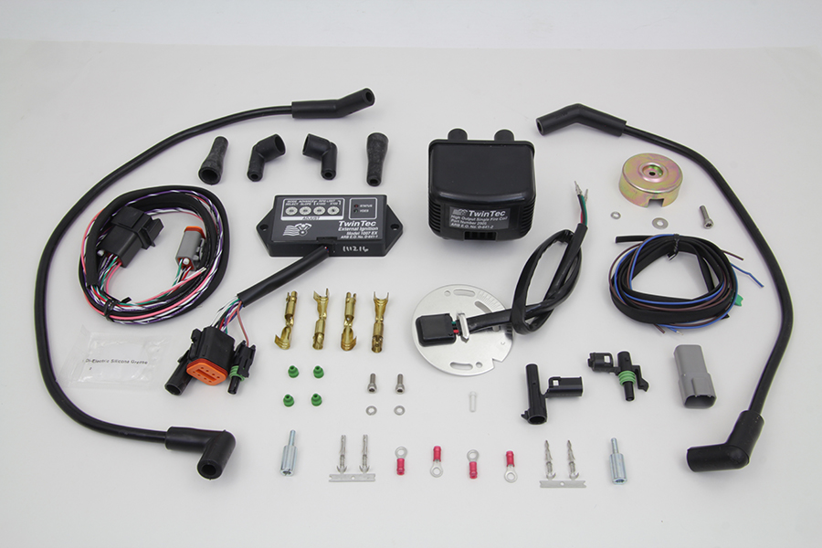 External Ignition Module Single Fire Complete Kit