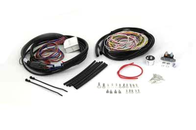 *UPDATE Wire Plus Z1 Mini Mid-Frame System Chopper Style