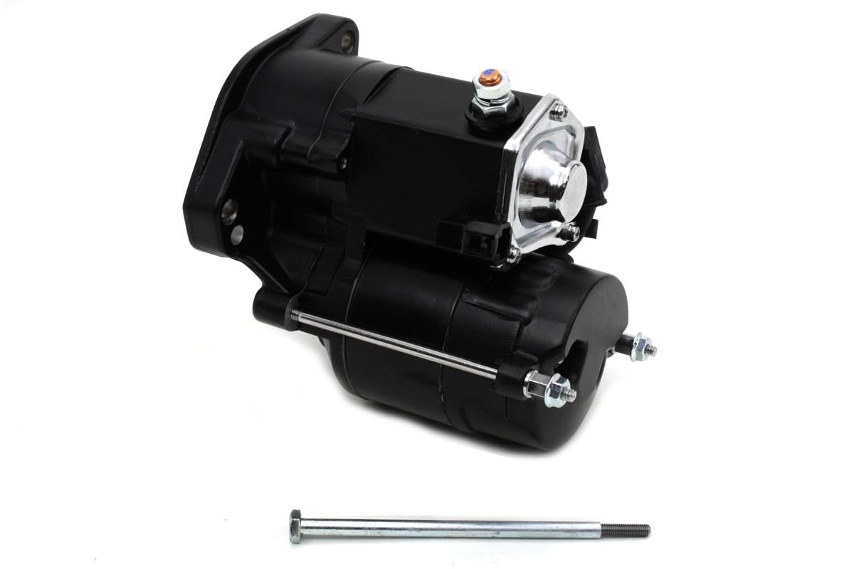 Volt Tech Starter Motor 1.7kW Black
