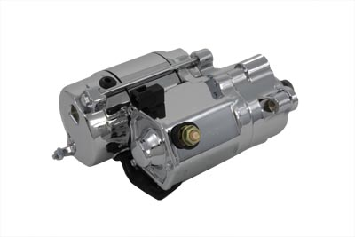 Volt Tech Starter Motor 1.4kW Chrome