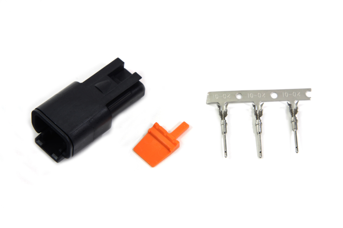 Deutsch Wiring Pin Housing Kit 3-Position