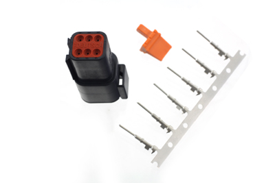 Deutsch Wiring Pin Housing Kit 6-Position
